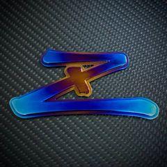 """Tommykaira Burnt """"Titan Z"""" Emblem"""