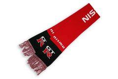 Nismo GTR branded winter scarf