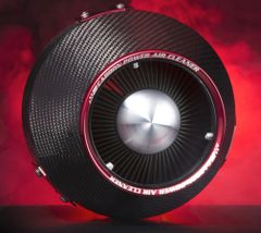 BLITZ CARBON RED Intakes