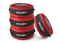 Nismo Tire Covers Set (4)