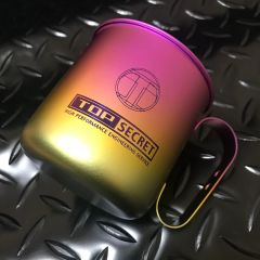 Top Secret Titanium Cup