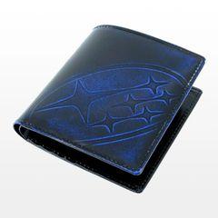 Subaru Kipskin Leather Wallet