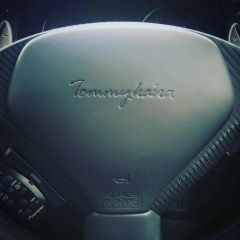 Tommykaira Custom Airbag Cover