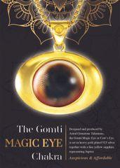 Gomti Magic Eye Chakra Pendant