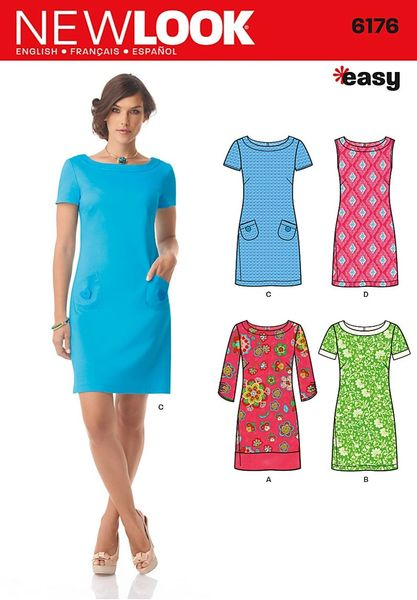 New Look Sewing Pattern 6176