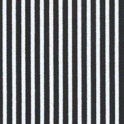 Stripes - Thin - Black