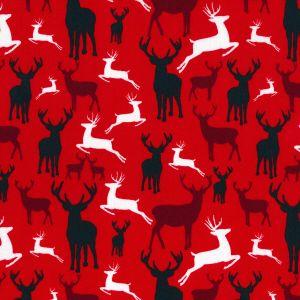 Reindeer's Joy - Red