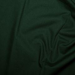 0.70mtr Remnant - 45'' Cotton Poplin - Bottle Green