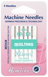 Quilting Machine Needles - Medium 80/12