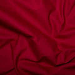 1.79mtr Remnant - 45'' Cotton Poplin - Claret