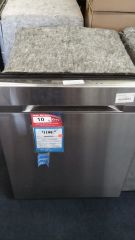 """Samsung DW80H9930US 24"""" Stainless Steel Fully Integrated Dishwasher - Energy Star"""