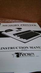 Krown K-PPDLD Porta Printer 2000D (LVD)