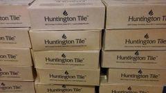 HUNTINGTON GLOSS WHITE 4 1/4 x 4 1/4 in. CERAMIC WALL TILES (12 Sq. ft. / Case)