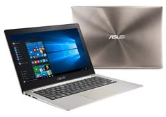 ASUS ZenBook UX303UB 13.3-Inch QHD+ Touchscreen Laptop, Intel Core i7 12 GB RAM, 512 GB SSD, Discrete GPU Nvidia GT940M, Windows 10 (64 bit)