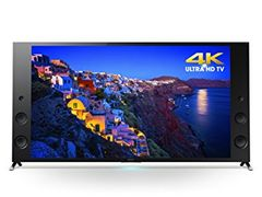 SONY XBR 65X930C TV 4K 3D ULTRA HDTV W/ Built in Speakers