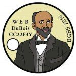 W.E.B. DuBois - BGB#5