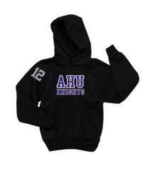 AHU Midget Youth Hooded Pullover Sweatshirt