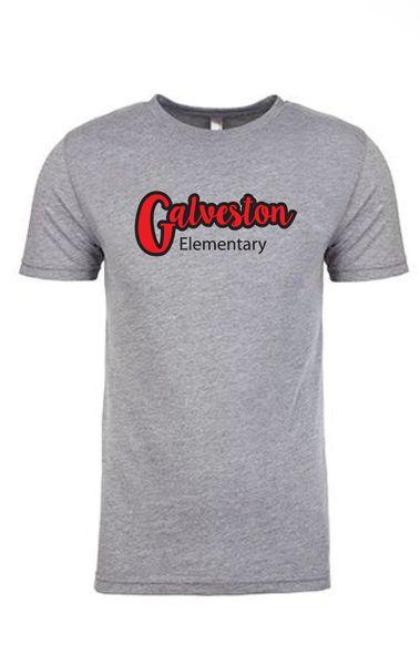 Galveston Unisex tee Galveston Elementary
