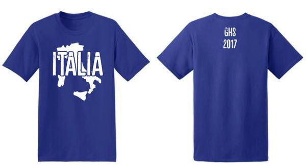 GHS Italy Tees