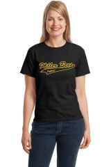 Killer Bees Glitter Ladies tee