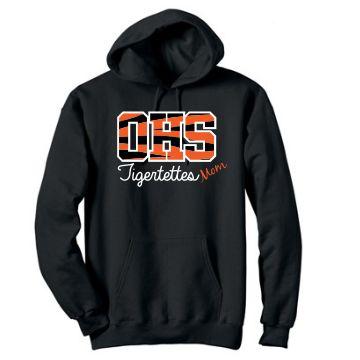 OHS FAN GEAR Youth Hanes Long Sleeve Hooded Sweatshirt