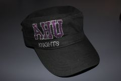AHU Knights Rhinestone Cadet Hat