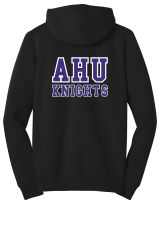 AHU Midgets Ladies Junior Fit Zip Hooded Sweatshirt