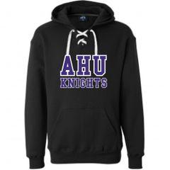 AHU Midget Unisex Lace Up Sweatshirt