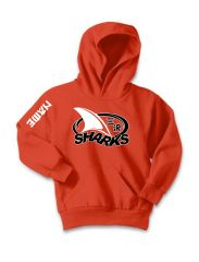 Sharks Youth Pullover Hoodie