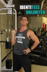 """Fitness """"Stop Complaining and Start Training"""" cotton tank"""