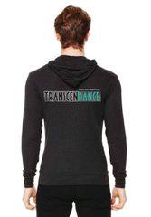 """CGCC """"Transcendance"""" lightweight zip hoodie"""