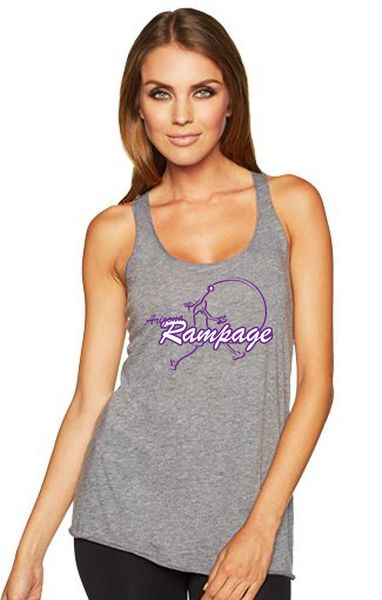 AZ Rampage Razor Tank with full logo