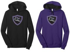 AHU Jr Knights Ladies Pullover Hoodie