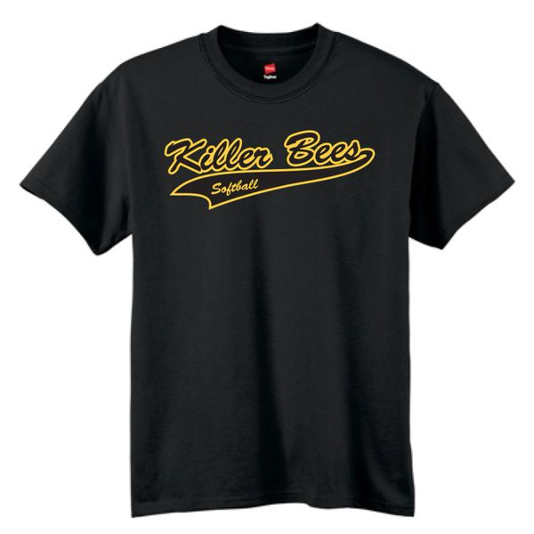Killer Bees Unisex tee