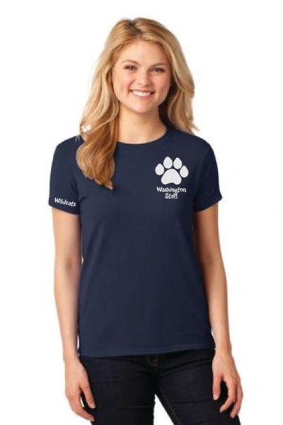 Wildcats Short Sleeve Ladies Tee