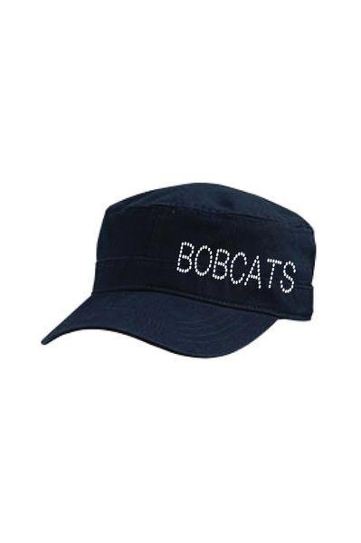 Bobcats Cadet Rhinestones Hat