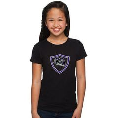AHU Jr Knights Girls tee