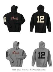 Jr. Coyotes Youth Pullover Hoodie
