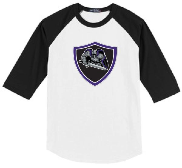 AHU Jr. Knight Youth Baseball Shirt