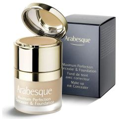 Arabesque Maximum Perfection Concealer & Foundation