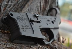 Mega Arms Billet Ambi AR-15 Lower GTR-3H