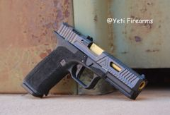 Agency Arms Lone Wolf Glock 17 Urban 9mm