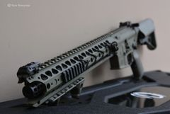 "War Sport LVOA-S SBR AR-15 11.75"" OD"