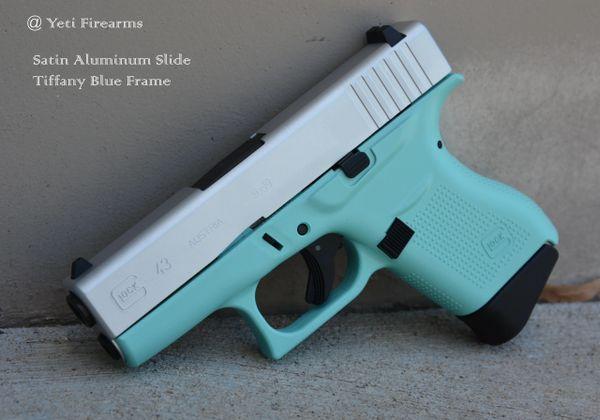 X Werks Glock 43 9mm Yeti Firearms