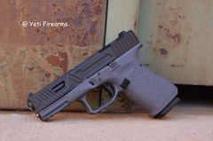 Agency Arms Glock 19 G4 Urban EDC Gray Frame 9mm