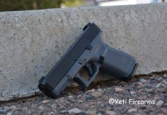 Glock 19 G5 9mm Cerakote Coated Frame