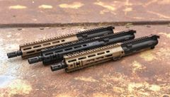 Custom Daniel Defense MK18 Geissele Upper 5.56