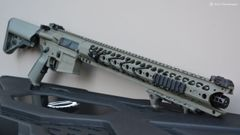 War Sport LVOA-C Rifle Foliage AR-15