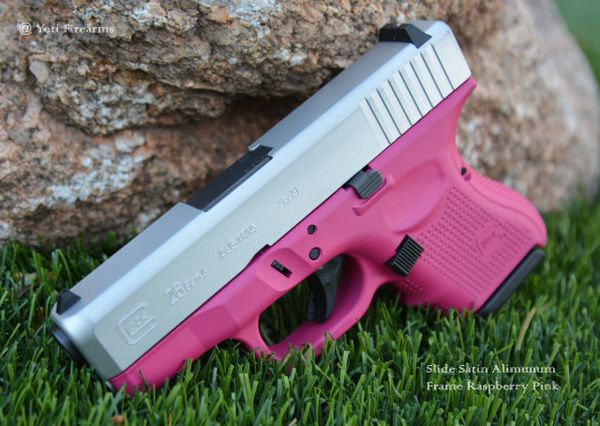 X Werks Glock 26 G4 Yeti Firearms
