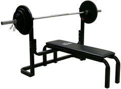 YORK BARBELL 9201 P0WER LIFTING BENCH ITEM #4201